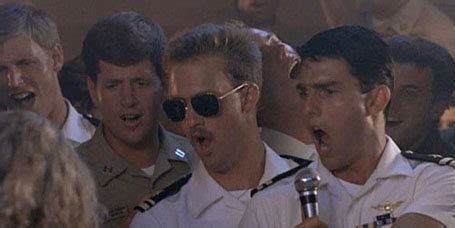 Top Gun Song Bar by Pat Jackson S Podium Top Gun An Imax 3d Experience 1986