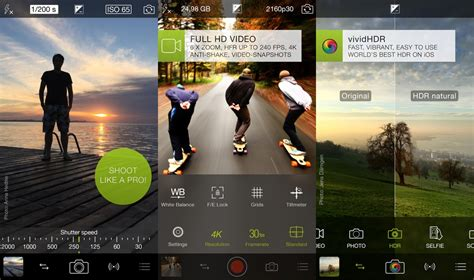 tutorial edit video di iphone le migliori app gratis per scattare e ritoccare foto per