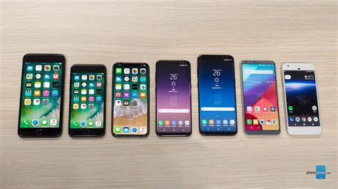 The Iphone X 5 6 7 8 Samsung A5 A7 A8 A9 Note Dll iphone 8 dimensions and size comparison vs iphone 7