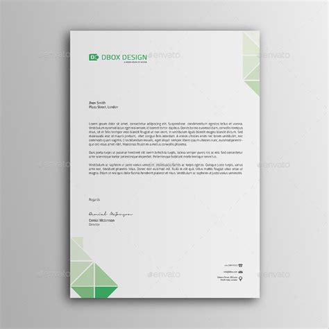 personal letterhead templates sle personal letterhead template 9 premium and free for pdf word