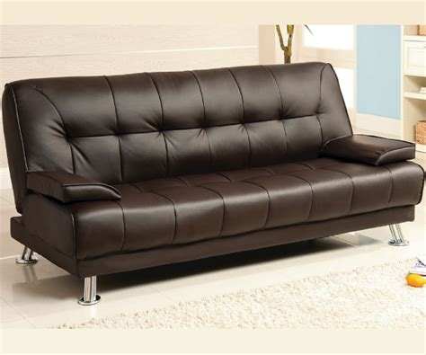 Adjustable Sofa Bed by Beaumont Brown Adjustable Sofa Bed Futon