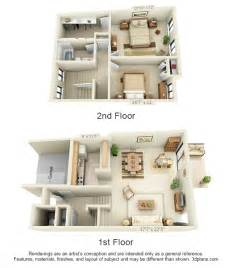 Small Townhouse Floor Plans by Floor Plans Pricing