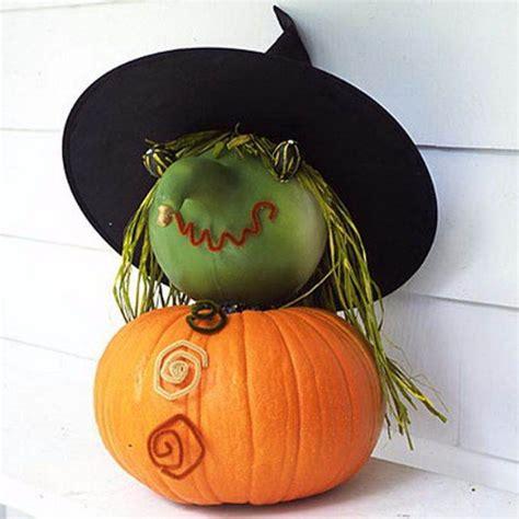 witch pumpkin 77 creative pumpkin crafts for and fall d 233 cor
