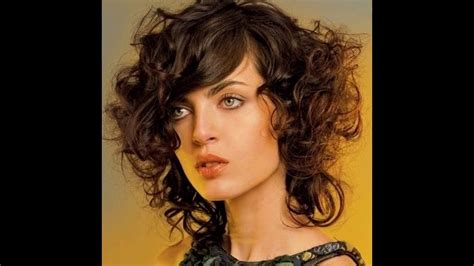 30 cortes de pelo para esta temporada gq corte de pelo rizado para mujer youtube