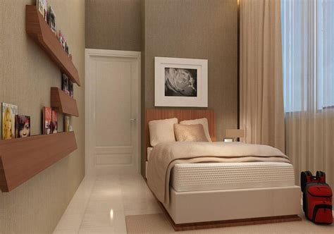 layout kamar hotel standard desain kamar tidur minimalis elegan