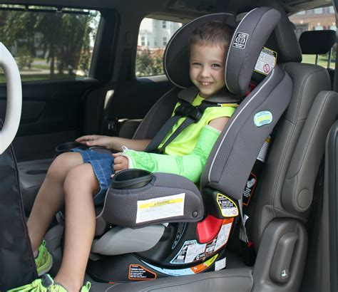 five point harness booster seat age graco 4ever extend2fit 4 in 1 car seat review thrifty