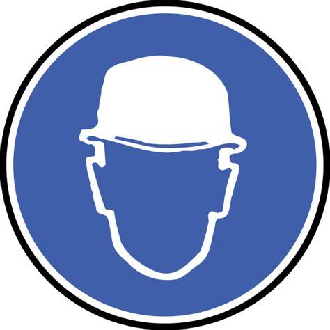 wear helmet clip at clker vector clip