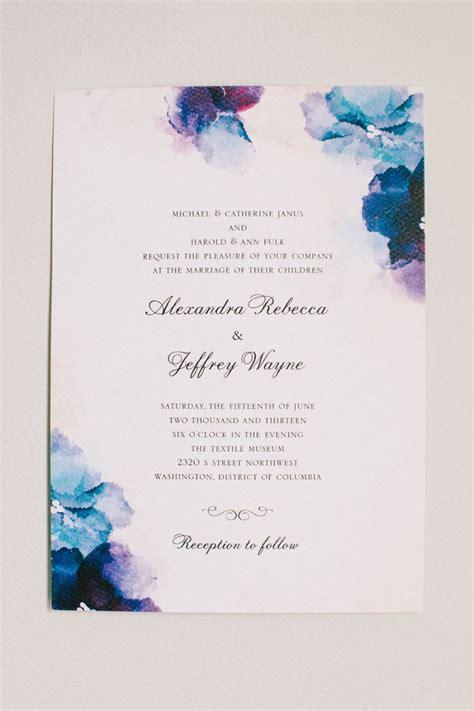 coloured wedding invitations best 25 garden wedding invitations ideas on