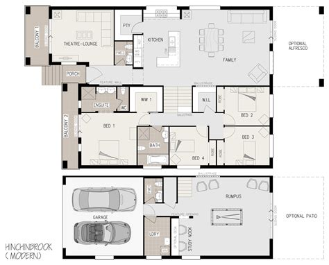 House Floor Plans Sloping Blocks | sloping block house designs australia home design and style