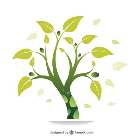 Green Eco Tree Vector Free Eco Green Tree Vector Vector Free Download
