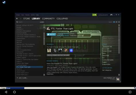 steam android play steam on android 28 images widget for steam android apps on play play steam on your