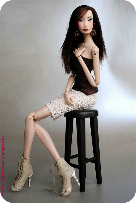 fashion doll agency babi a fi guide to 16 quot fashion dolls