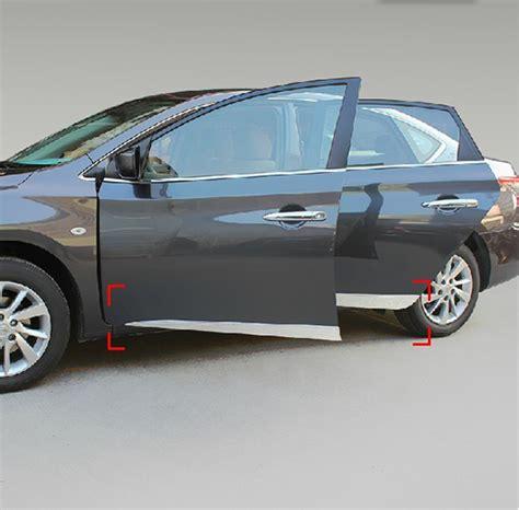 P1 Cover Nissan Sentra 1 6 acess 243 rios fit para 2013 2014 nissan sentra pulsar chrome