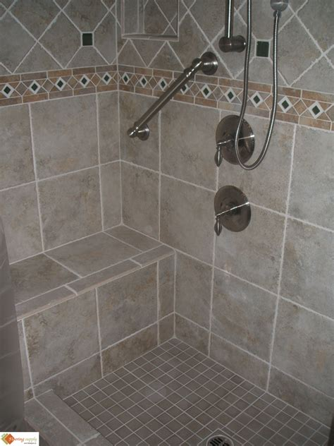 shower pan with bench seat flooring supply shop flooring and floors heating