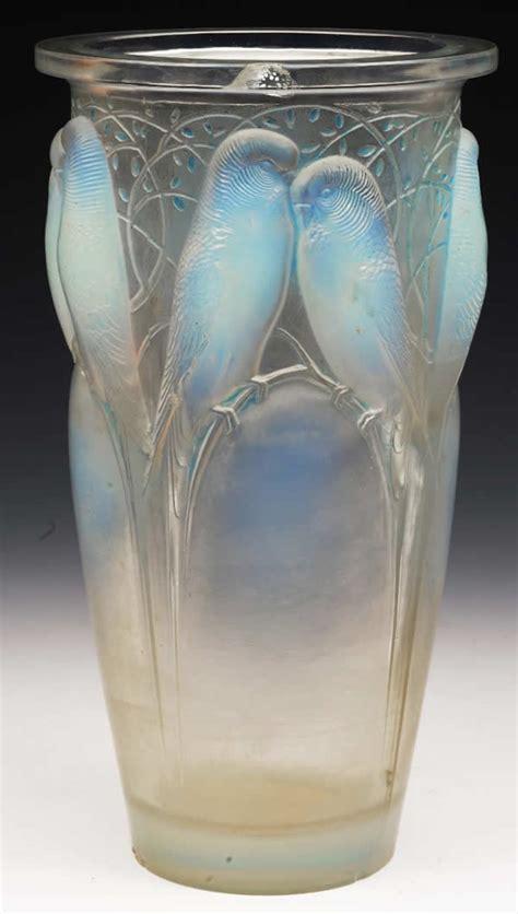 Rene Lalique Vases by Rene Lalique Ceylan Vase Rlalique