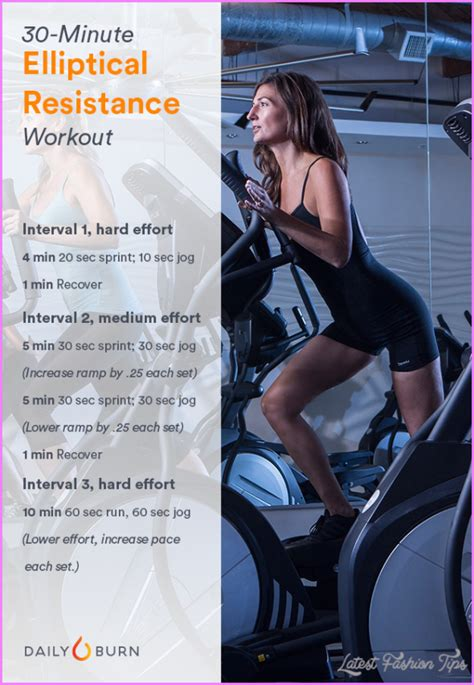 3 elliptical workouts for weight loss get healthy u 10 elliptical exercises for weight loss