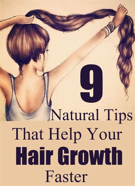 16 growing hair tips to help grow hair out faster 9 natural tips that help your hair growth faster coconut