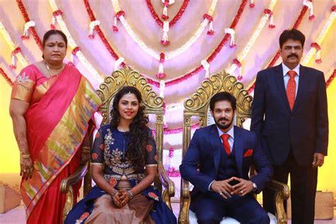 Yuthan Balaji Marriage Photos