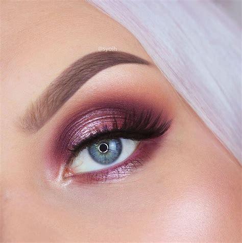 eyeshadow tutorial makeup geek fall vibes makeup tutorial foil eyeshadow makeup geek