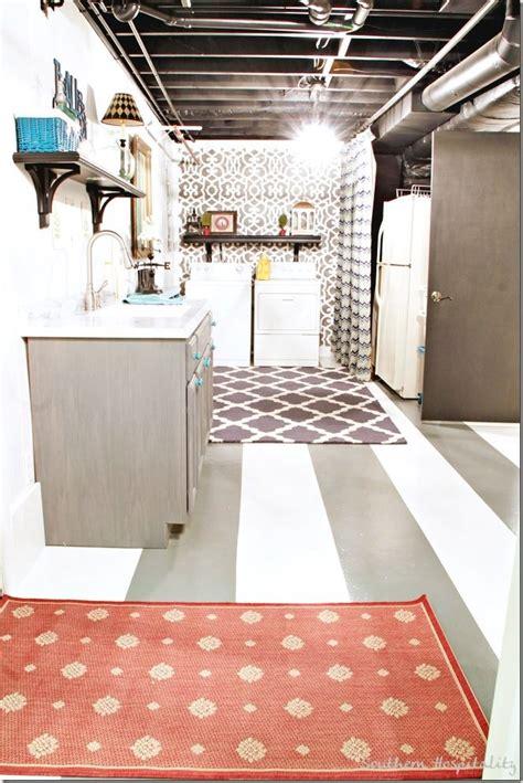 Best 20  Basement laundry area ideas on Pinterest