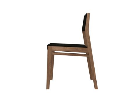 Ex Chair ethnicraft teak ex chair