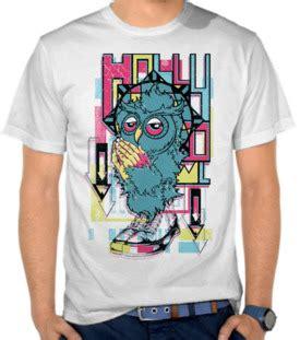 Owl Vintage Tas Lucu jual kaos owl fantasi satubaju