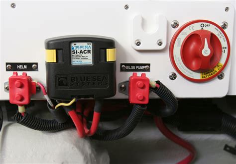 marine battery charging instructions add a battery kit 120a blue sea systems