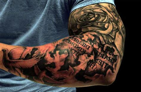 Three Quarter Sleeve Tattoo Cost | half arm sleeve tattoo cost for men and women