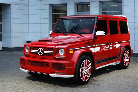 mercedes g wagon red interior g63 amg with hamann body kit and topcar interior is a red