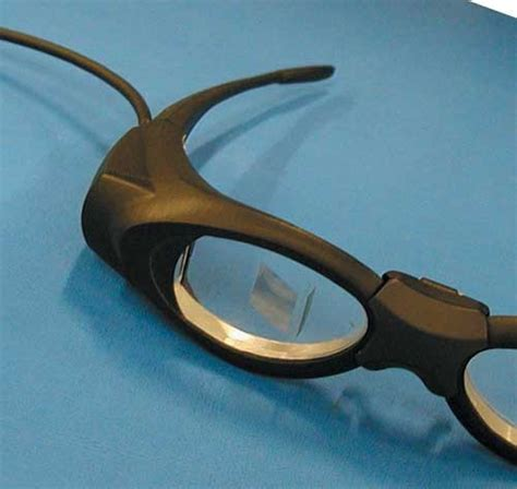 a computer display in your glasses
