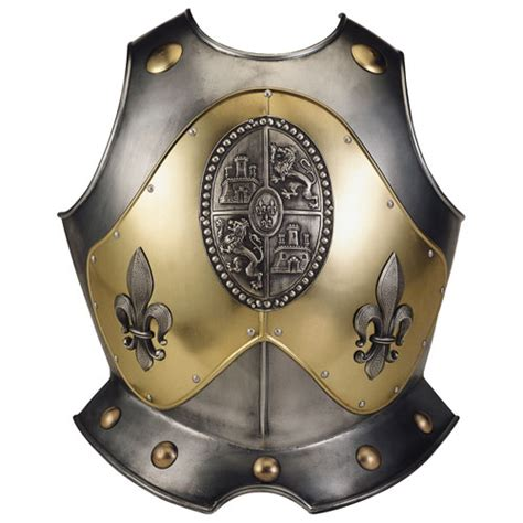 armor breastplate ornament medieval body armour for