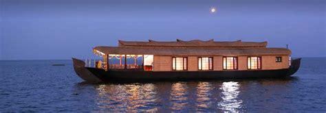 kerala style houseboat shiva ganga houseboats kumarakom kerala india