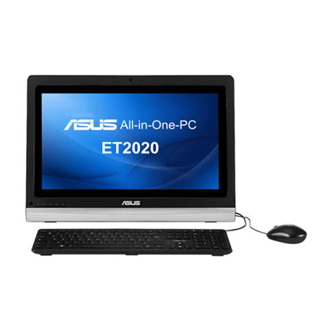 asus et2020i all in one pc core i3, 500gb hdd, 4gb ram