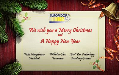merry christmas   happy  year eurofedop european federation  public service