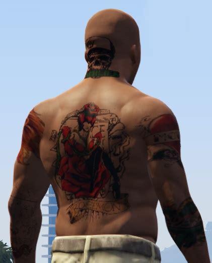 schoolboy q tattoos school s for frankin gta5 mods