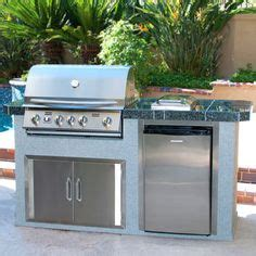 urban islands 5 burner outdoor kitchen island by bull 3 in 1 outdoor modular grill propane for the home