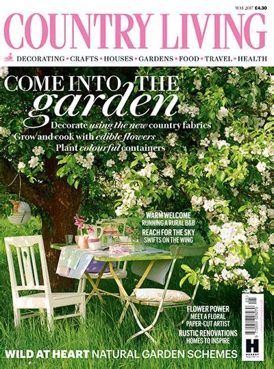 country living magazine subscription hearst magazines gt details