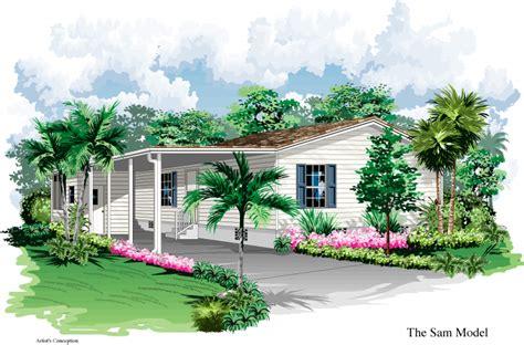 sam floor plans nobility homes florida