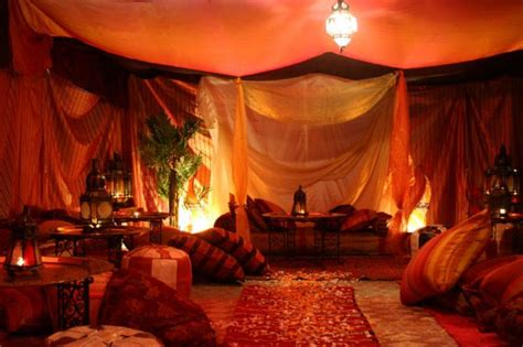 1001 arabian nights in your bedroom moroccan d 233 cor ideas inside of a bedouin tent african civilizations and the
