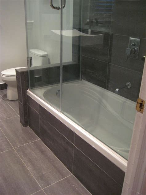 Bathtub Shower Stall Combination 25 Best Ideas About Bathtub Shower Combo On
