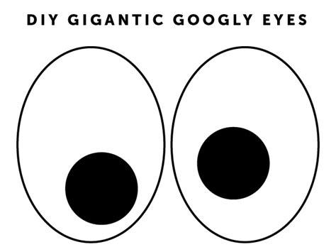 eye template random diy yard googly i still you