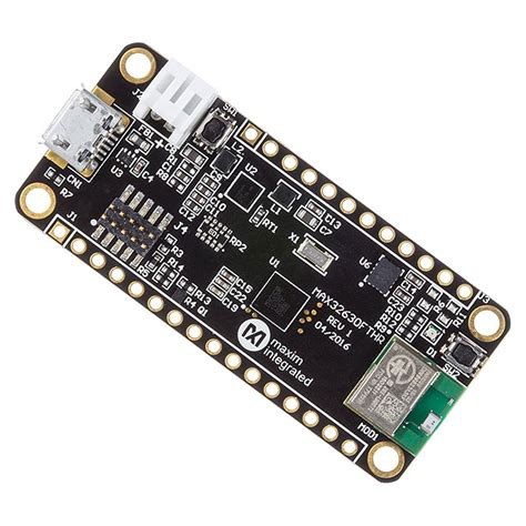 maxim integrated products singapore max32630fthr maxim integrated development boards kits programmers digikey
