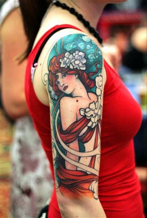 Half Sleeve Inspiration 101 Catchy Half Sleeve Tattoos For Girls And Boys