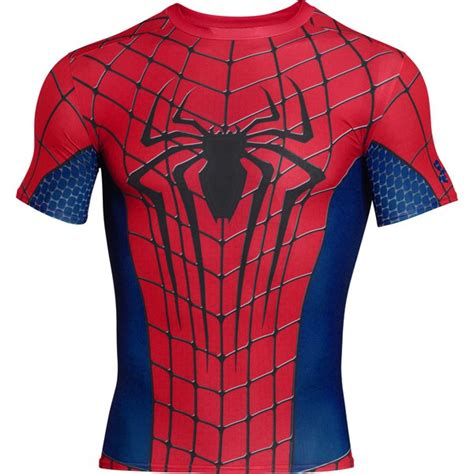 T Shirt Armour The Edition Compression Impor armour s the amazing spider 2 compression