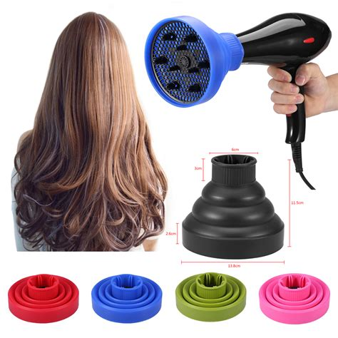 Travel Hair Dryer Curly Hair universal blower hairdressing salon curly hair dryer