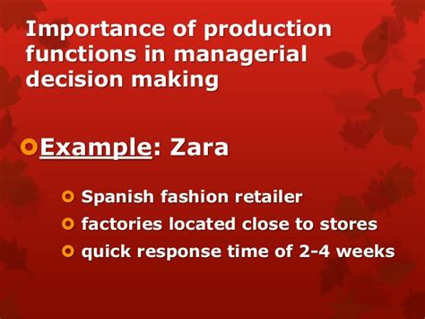 Mba In Spain Cost by Mba1014 Production And Costs 110513