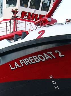 nichols boat builders l a fireboat 2 how to scratch build the los angeles