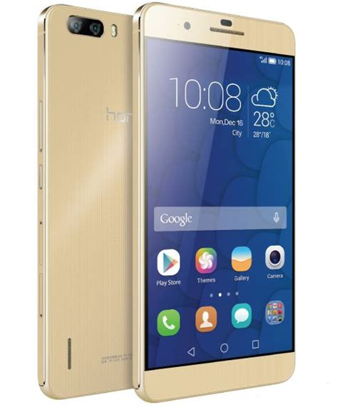Hp Huawei Honor 6 Plus Lte huawei honor 6 plus 32gb 4g lte gold price review and buy in dubai abu dhabi and rest of