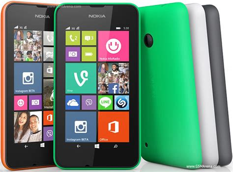 Hp Nokia Lumia 530 nokia lumia 530 dual sim pictures official photos