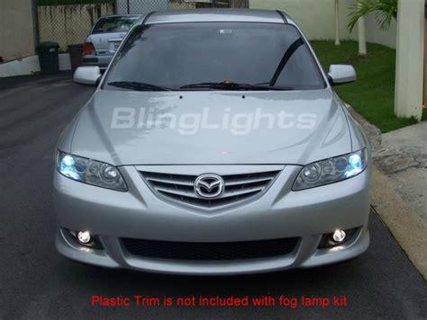 mazda 6 light bulb 2003 2008 mazda6 fog ls kit lights 05 06 07 mazda ad